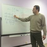 Занятия по математике в Калуге. Фото