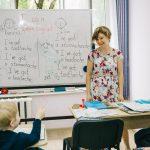 Новый набор на курсы английского языка